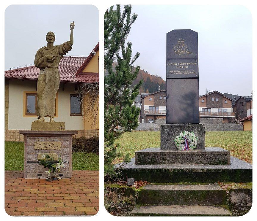 Pamatnik-socha