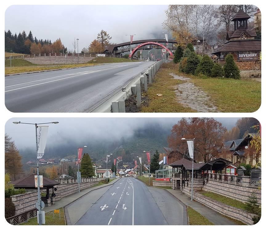 Cesta-v-centre-Donoval