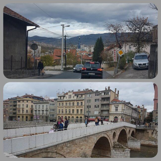 most_cesta