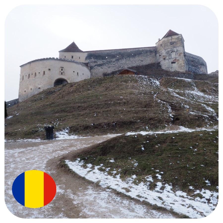 Rasnov_rumunsko